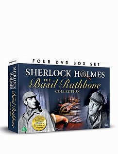 Sherlock Holmes - The Basil Rathbone Collection