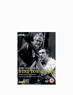 Steptoe And Son - Complete Box Set And Specials