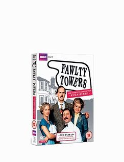 Faulty Towers - Complete Box Set