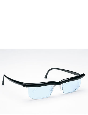 Adlens Adjustable Clear Glasses