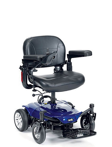 Cobalt Power Chair