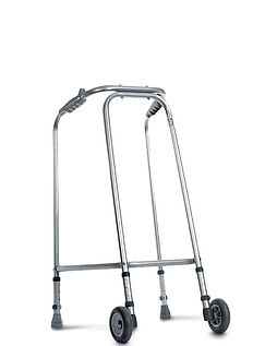 Ultra-Slim Lightweight Deluxe Walking Frame