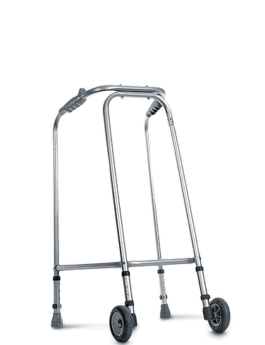 Ultra Slim Wheeled Walker