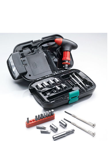 2 In 1 Torch Tool Set