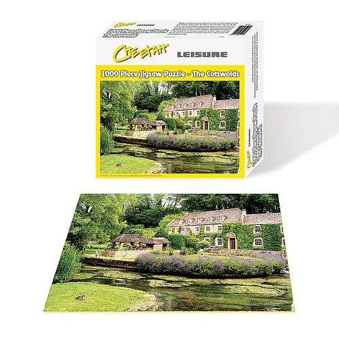 Cotswolds Cottage 1000pcs Jigsaw Vm709c