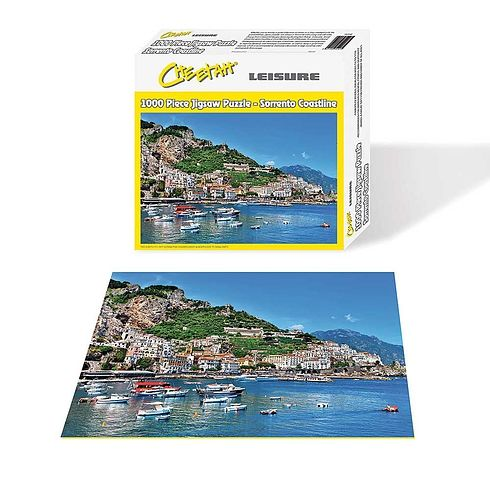Sorrento Coastline 1000pcs Jigsaw Vm709d