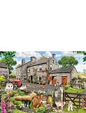 Farmyard Animals 1000pcs Jigsaw G6144