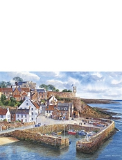 Crail Harbour 1000pcs Jigsaw G798