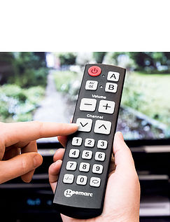 Easy – TV 10 Remote Control