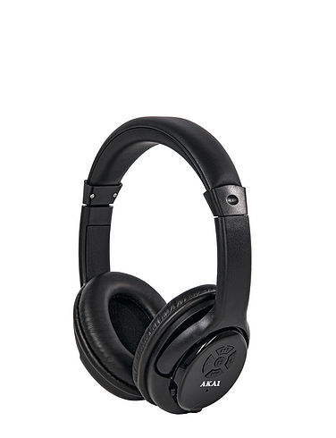 AKAI Wireless Bluetooth Headphones
