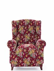 Corby 2-Way-Stretch Wing Chair Cover