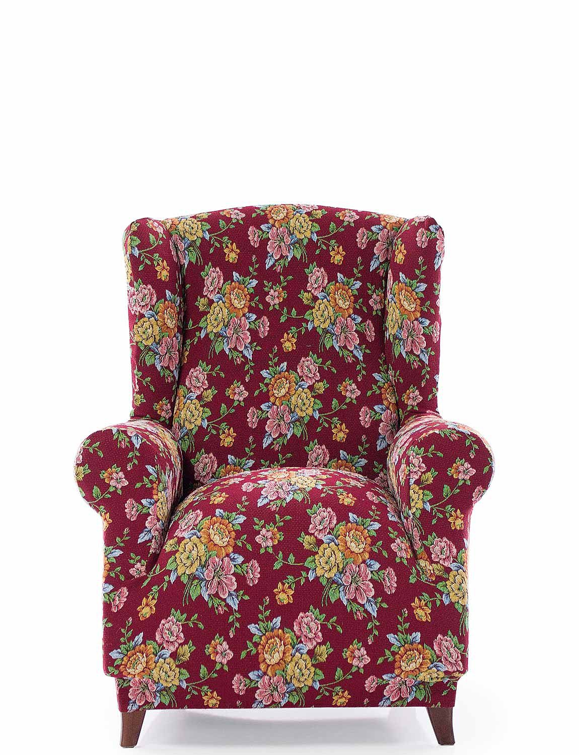 Groovy Corby 2 Way Stretch Wing Chair Cover Lamtechconsult Wood Chair Design Ideas Lamtechconsultcom