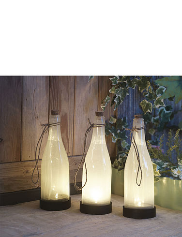 Solar Bottle Lights