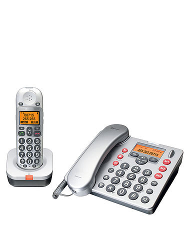 Big Button Home Phone Additional Handset