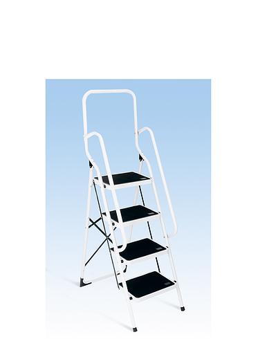 Astounding Ladders With Handrails Half Steps Chums Inzonedesignstudio Interior Chair Design Inzonedesignstudiocom