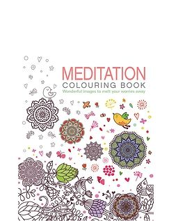 Set Of 2 Colouring Books