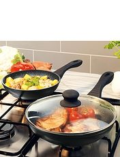Lifestyle Stone Pan Set