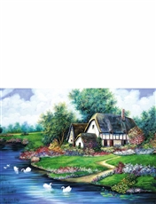"Time Of The Year"" 500Pc Jigsaw Set Of 4"