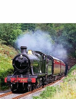 Full Steam Ahead Set Of 4 x 500Pc Jigsaw Puzzle