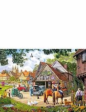 Afternoon Amble 1000PC Jigsaw Puzzles