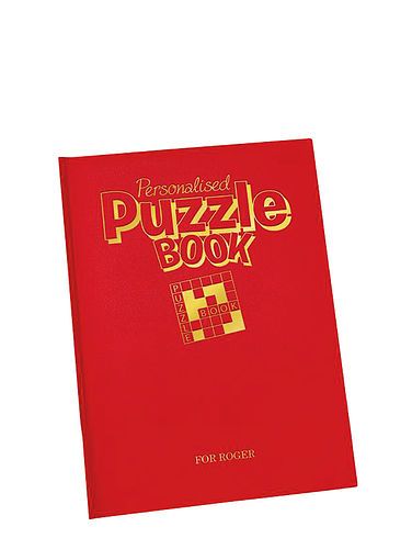 A4 Puzzle Book