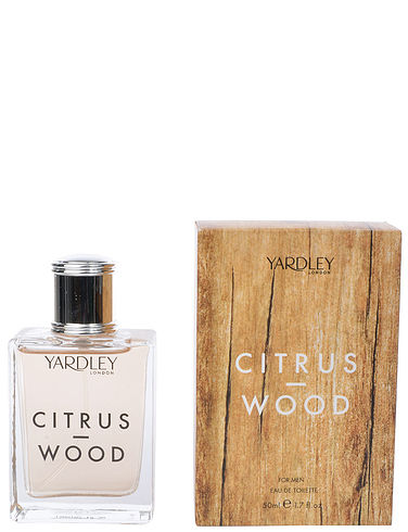 Yardley Citrus Wood
