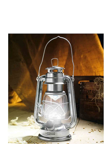 Ultra-Bright Storm Lamp - copper