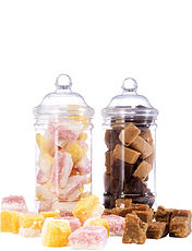 Set of 2 Sweet Jars