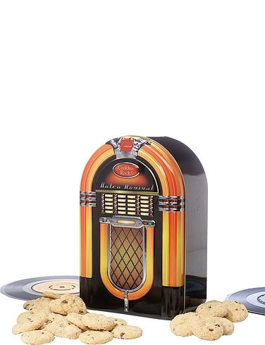 Retro Juke Box Tin