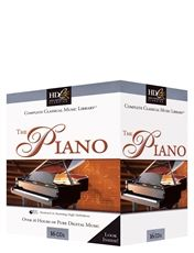 The Piano CD Collection