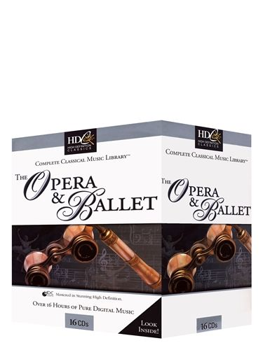 Opera And Ballet CD Collection
