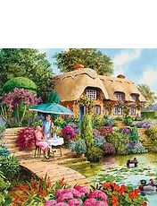 Little Treasures 1000Pc Jigsaw Puzzle