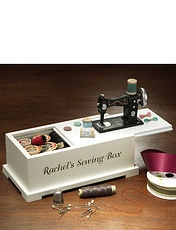 Personalised Sewing Box