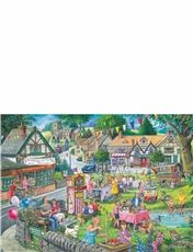 1000 pc Jigsaw Puzzles Summer Green