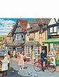 Postman's Round 2 Box Set Jigsaw Puzzles