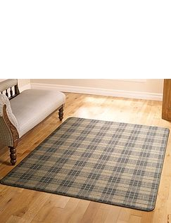 Woodland Chequered Rug