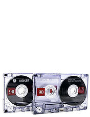 Maxwell Cassette Tapes