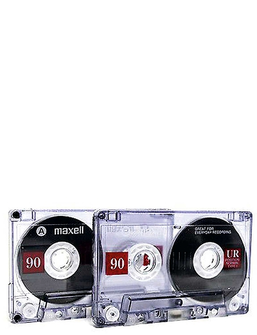 Maxell Cassette Tapes  - MULTI