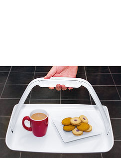 One Handle Tray