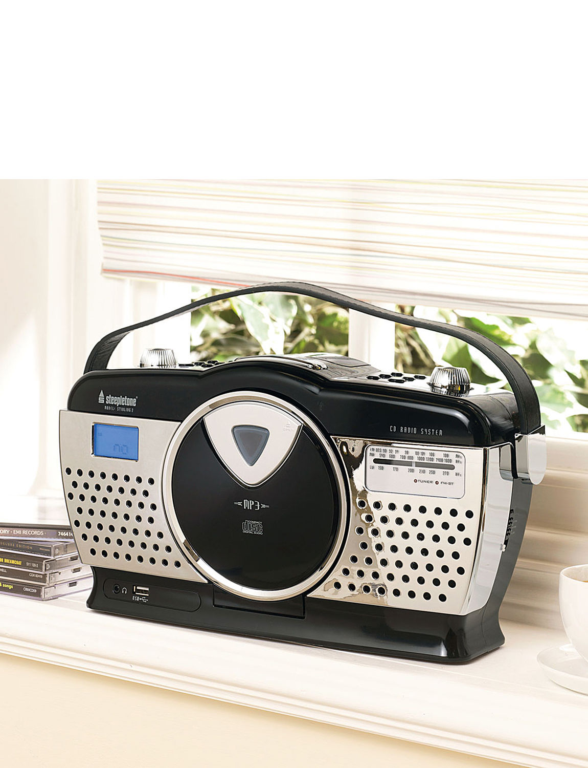 retro cd radio player chums. Black Bedroom Furniture Sets. Home Design Ideas