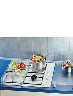 Universal Hob Cover Set Of Two