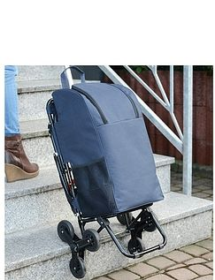 Universal Shopping Trolley With Insulated Bag And Seat
