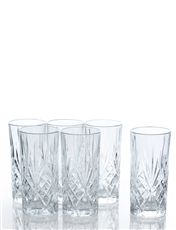 High Quality Crystal High Ball Glasses