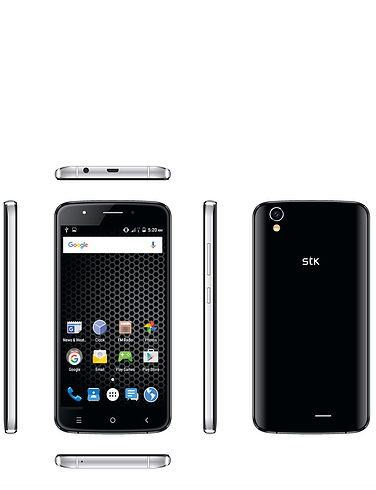 5 Inch Smartphone
