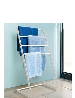 Free Standing Towel Rail/Clothes Airer