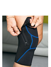Zip Knee Wrap