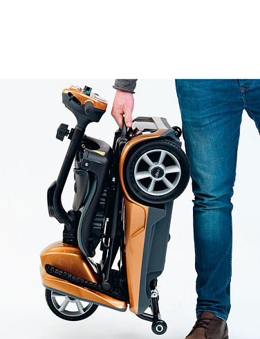 Fold N Go Remote Control Scooter
