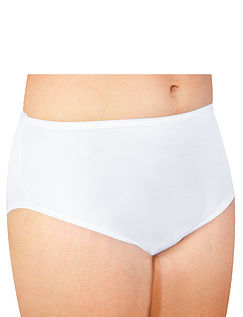 Ladies Cotton Briefs