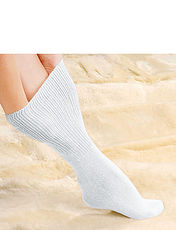 Non-Binding Diabetic Socks