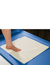 Slip Resist Spring Soft Shower Mat
